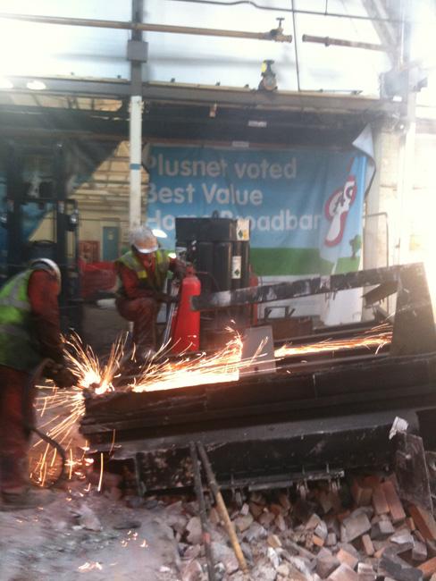 demolition-saw